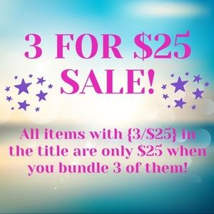 Hurry!! Lots of items to choose from